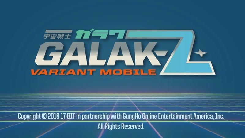 GALAK-Z: Variant Mobile - Геймплей   Трейлер