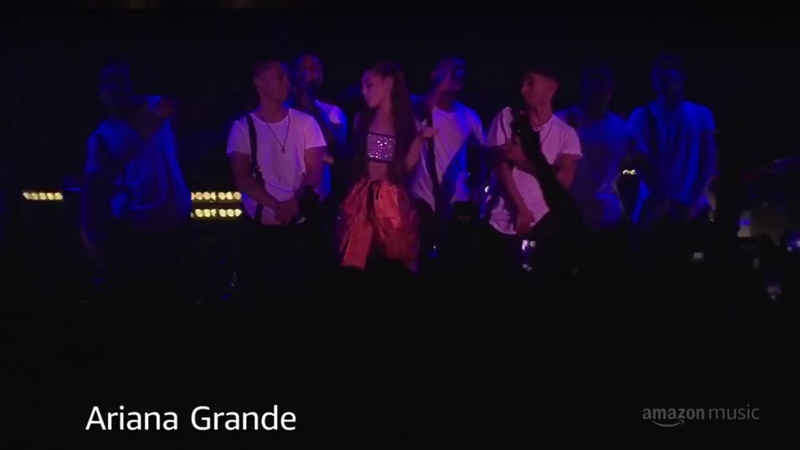 Ariana Grande - Bang Bang ft. Nicki Minaj, Jessie J (Live at Amazon Prime Day) 1080p HD