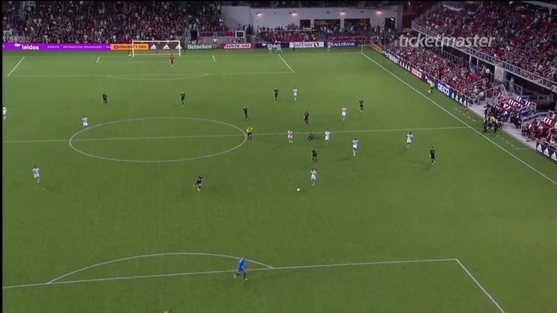 Гол Уэйна Руни, Ди Си Юнайтед 5:0 Монреаль, 29.09.18