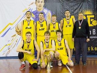 Чемпионы АСБ в дивизионе Приморье. 26 Февраля 2013.
