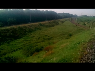 ВЛ80Т- 1400 слідує з поїздом 282 Генічеськ-Хмельницькй по обвідній колії