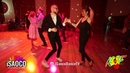 Marco Ivanyk and Maria Basyuk Salsa Dancing at KISF, Saturday 02.06.2018