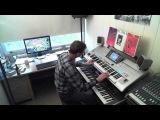 Amor Amor Amor Luis Miguel Julio Iglesias James Last STyle Performed On Yamaha Tyros 4 By Rico