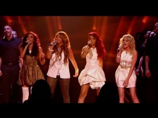 Little Mix - Final (Cannonball by Damien Rice)