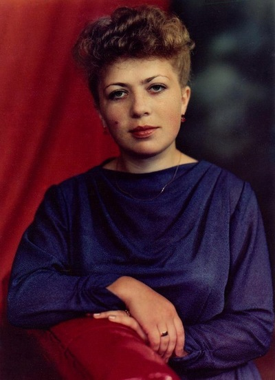 Галина Маначинская, 20 июня 1962, Чернигов, id180493803