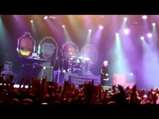 Limp Bizkit 28.11.2013 - Stayn' Alive (Live at A2)