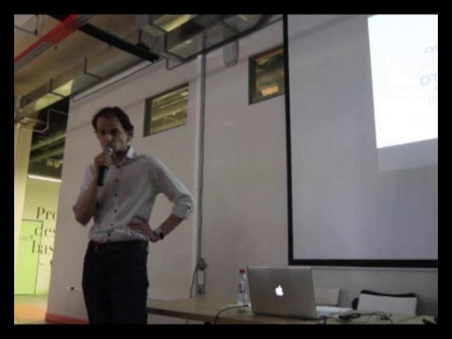 MOTION WEEKEND 2012 / Nick Gladyshev / TVRAIN ART-DIRECTOR (Part 1)