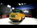 Хиппи-грузовик с символикой Xbox из PUBG от West Coast Customs.