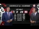 NCAAF 2018 Week 01 Louisville vs Alabama