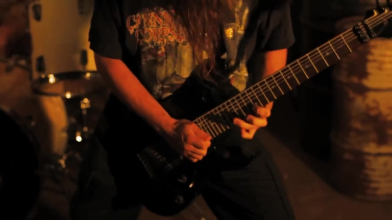 Deranged Depraved and zombified official video 2011