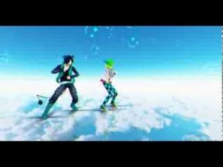 【LiMM and DisHi (RiiF)】 - Maroon 5 - Lucky Strike! - 【MMD】