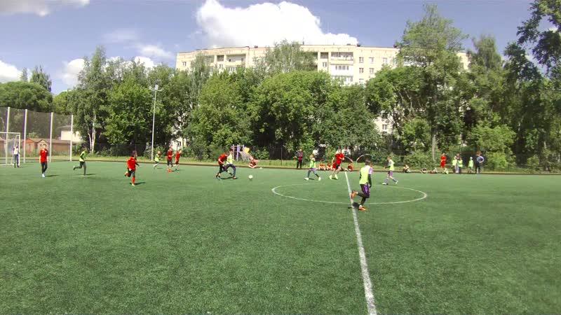 фрагмент матча ⚽ Real 2 Амкар ⚽
