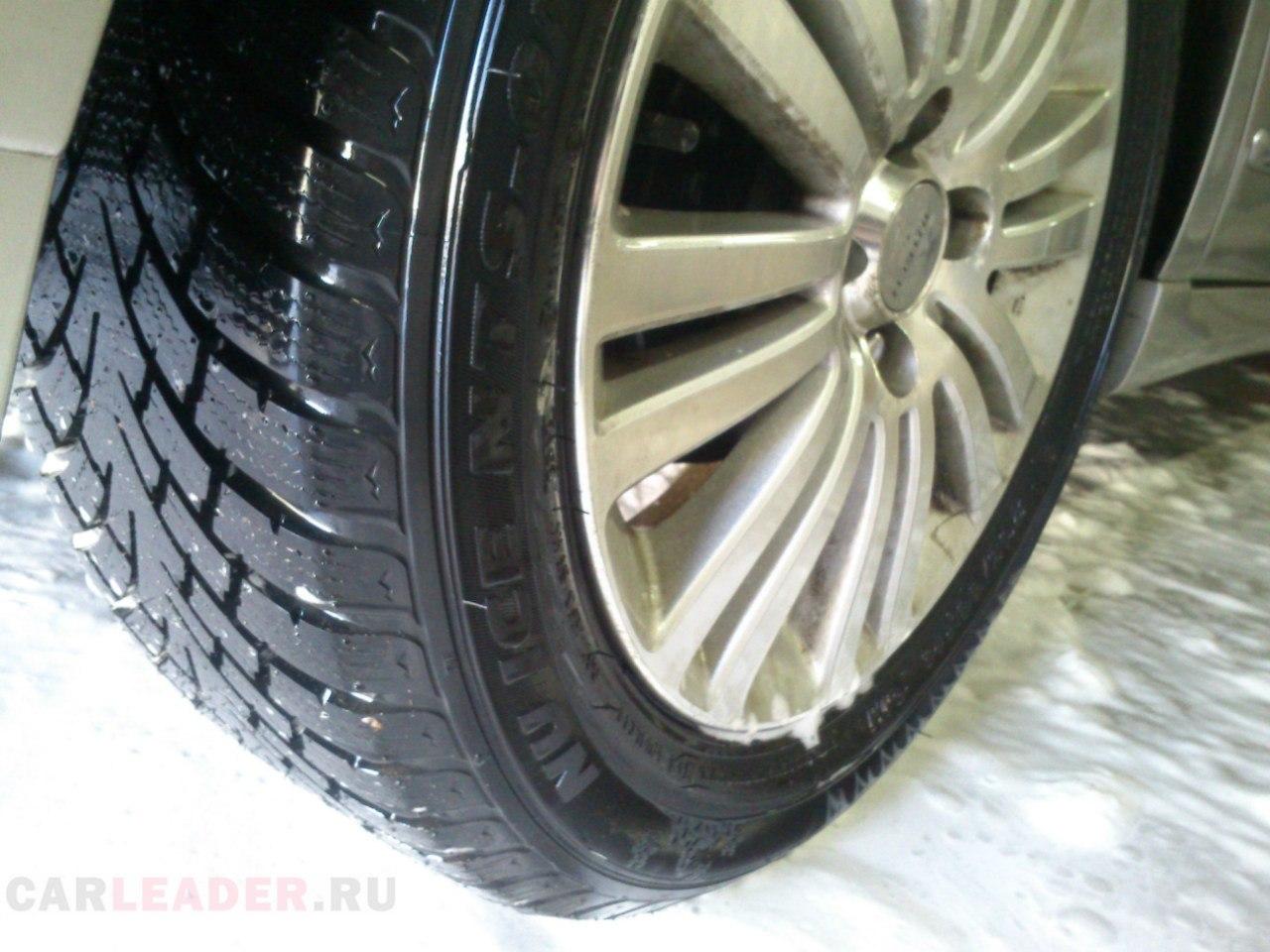 Зимние шины Firenza
