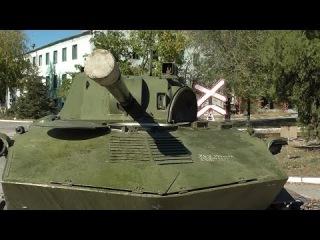 10.10.2014 Командир САУ