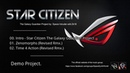 Star Citizen - Demo The Galaxy Guardian Project by Space Intruder edit 2k18