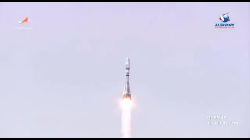 Запуск «Союз-2.1б».