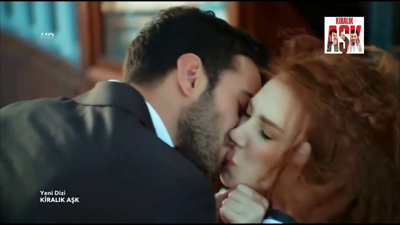 Омер впервые встретил Дефне. Первый поцелуй. Omer and Defne first kiss