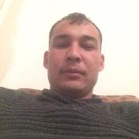 Анкета Улугбек Холмирзаев