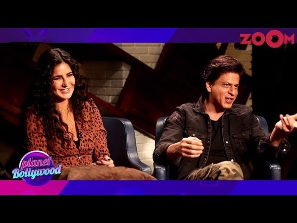 'Zero' stars Shah Rukh Khan Katrina Kaif get candid on Zoom