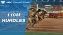 Brianna McNeal 12 51 Wins Women's 100m Hurdles IAAF Diamond League Rabat 2018