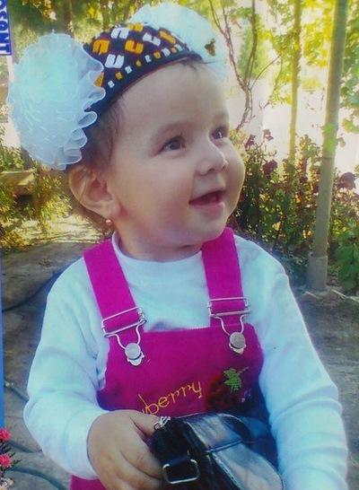 Nasiba Rozbayeva, 3 октября 1994, Краснодар, id152679201