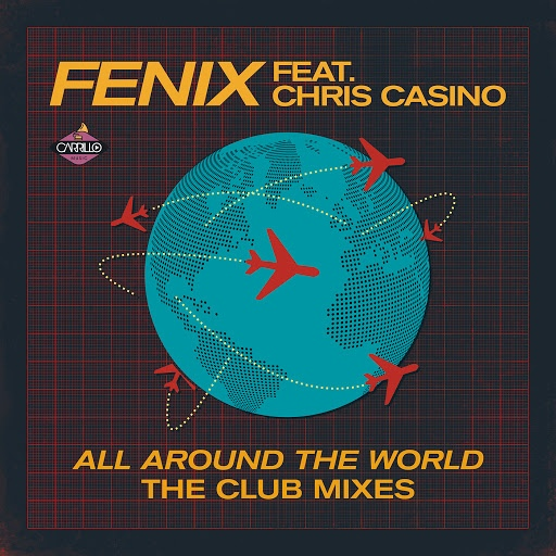 FeniX альбом All Around The World (The Club Mixes)