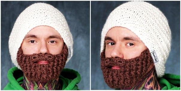 Правда, шапка с бородой может