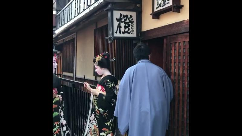 Майко Ичихиро и Конатсу