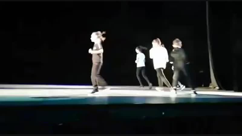MONTE CARLO студия танцев. Направление ХИП-Хоп.
