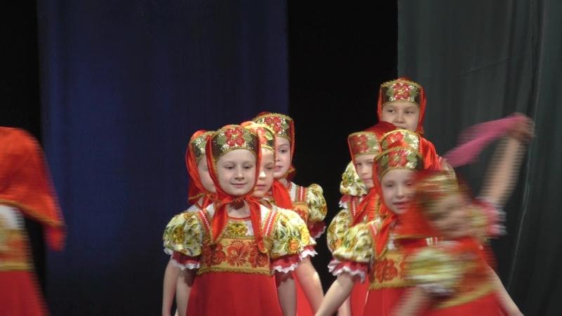 5. Русские матрёшки – младшая группа
