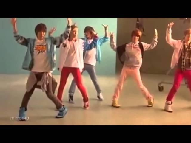 SHINee - Ring Ding Dong mirrored no-mic Dance Fancam