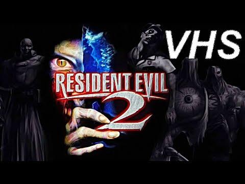 Resident Evil 2 - VHStream 1