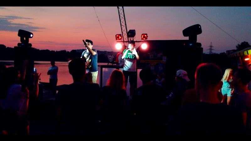 Trevor PIO TrampClan Fly Music Fest 28.07.18