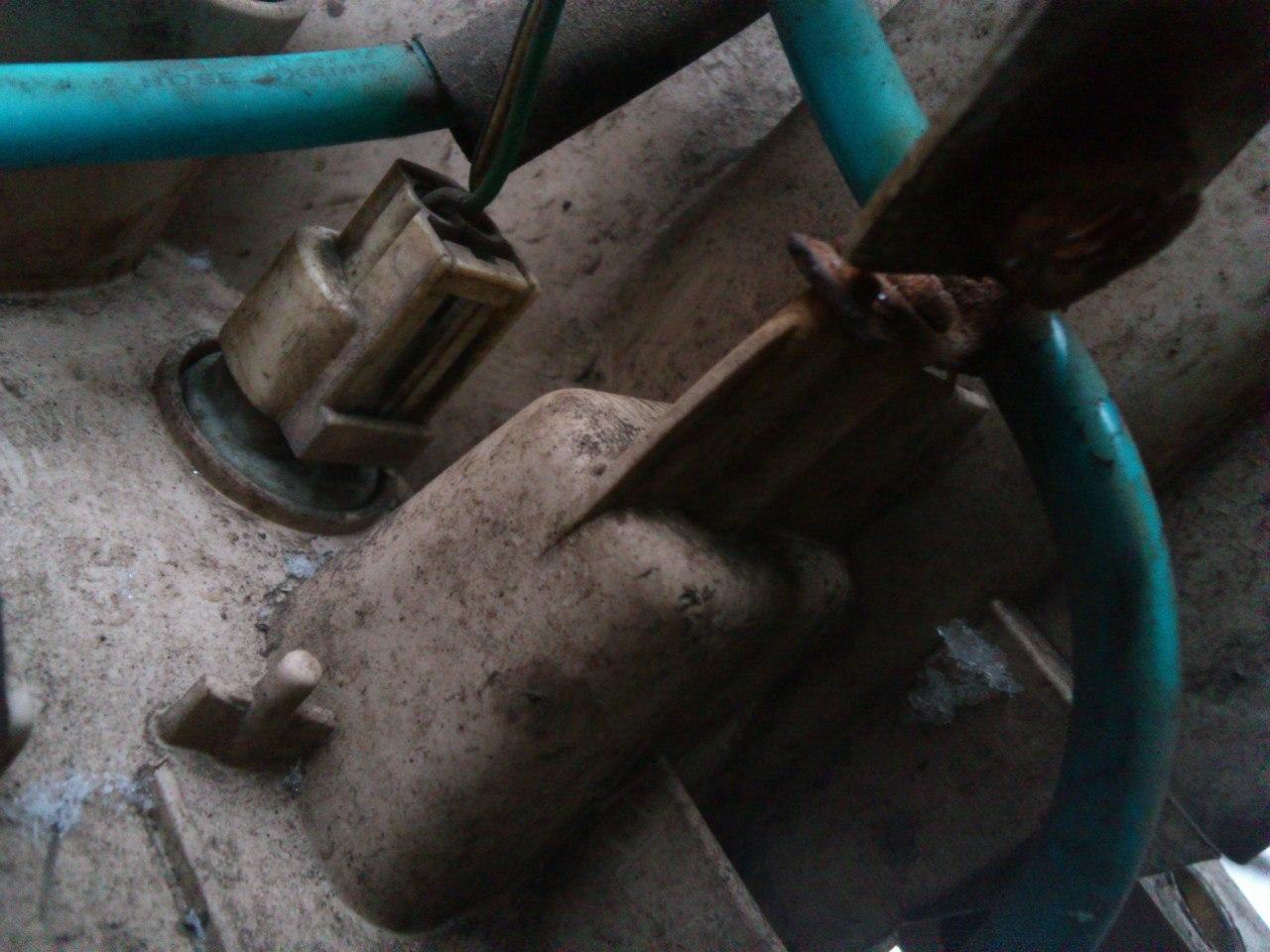 Электрическая схема газ 3309 дизель стоп сигнал 77