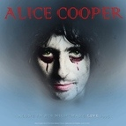Alice Cooper альбом Alone In His Nightmare Live 1975