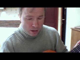 Алсад суугаа ээж - Alsaad suuga Eej Guitar + sung in mongolian