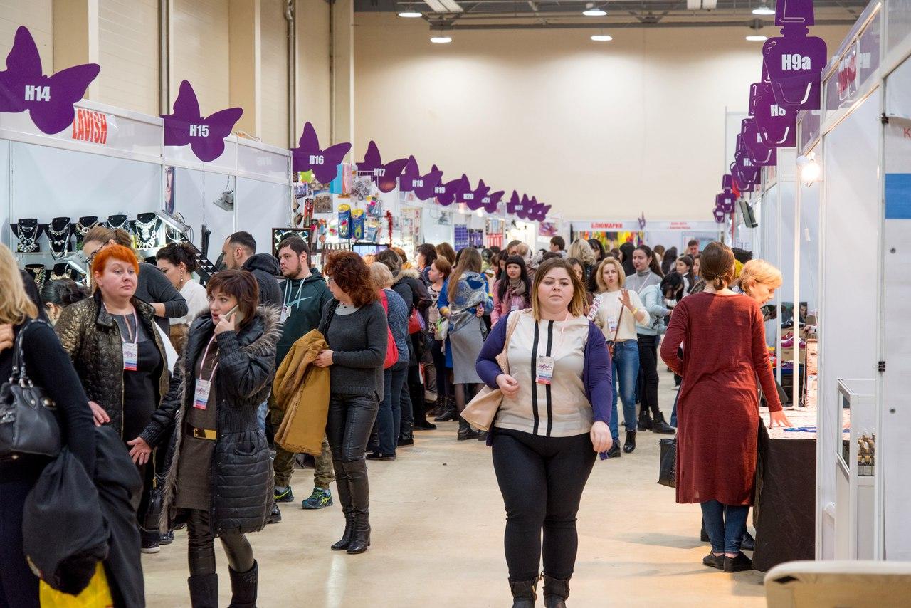 Главное beauty-событие региона выставка «Шарм» собрала 13 000 посетителей