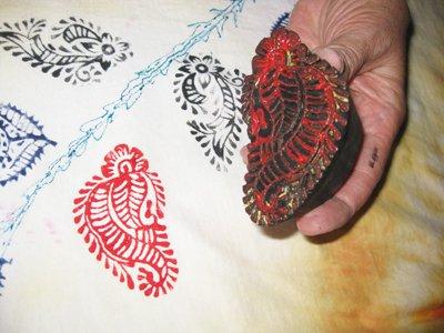Печать на ткань в домашних условиях