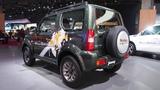 Suzuki Jimny 1.3 VVT AT - JLX Auto - 3 doors  -  Exterior and Interior Lookaround