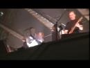 PINK FLOYD & DOUGLAS ADAMS «Brain DamageEclipse» (Earls Court 1994)