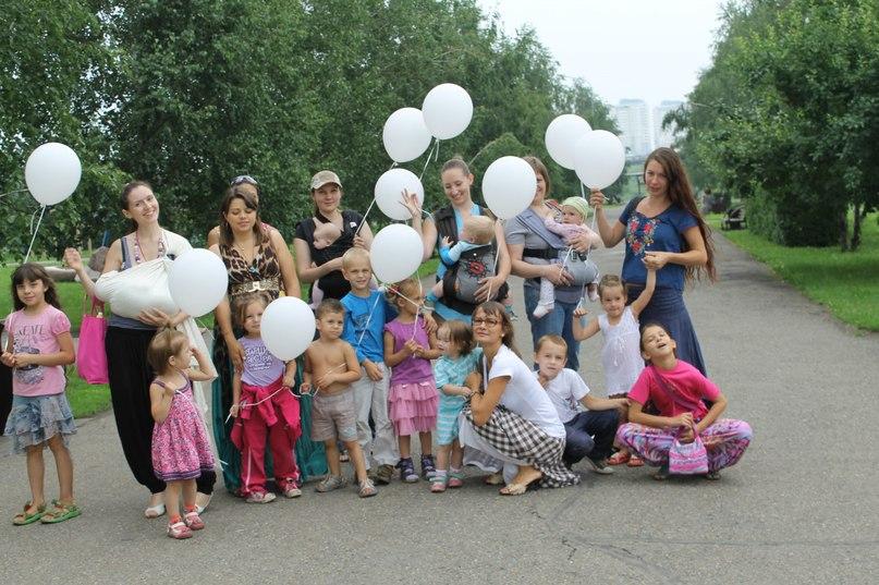Кемерово Неделя поддержки ГВ АКЕВ