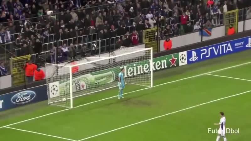 2012-й год. Гол Мексеса против Андерлехта в Лиге чемпионов