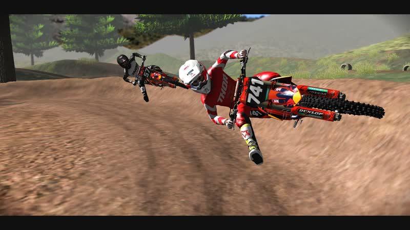 Motocross clipTeam-Yakhnich Motorsport