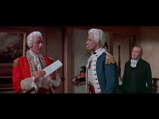 Алый мундир / The Scarlet Coat (1955)