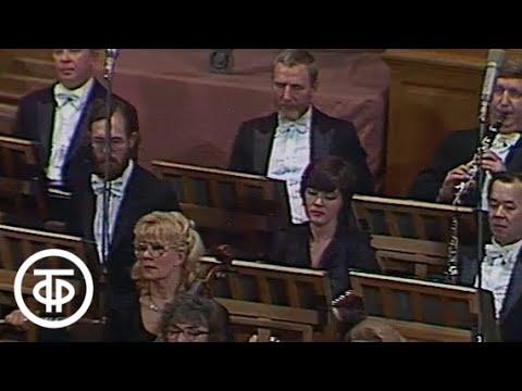 Музыка русских композиторов. Дирижер Е.Светланов. P.Tchaikovsky, Rimsky-Korsakov (1989)