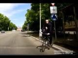 Северодвинск. ДТП с велосипедистом.