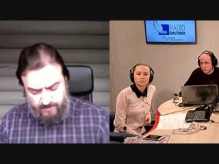 ответ про. Андрея Ткачёва на ситуацию с его грубостью