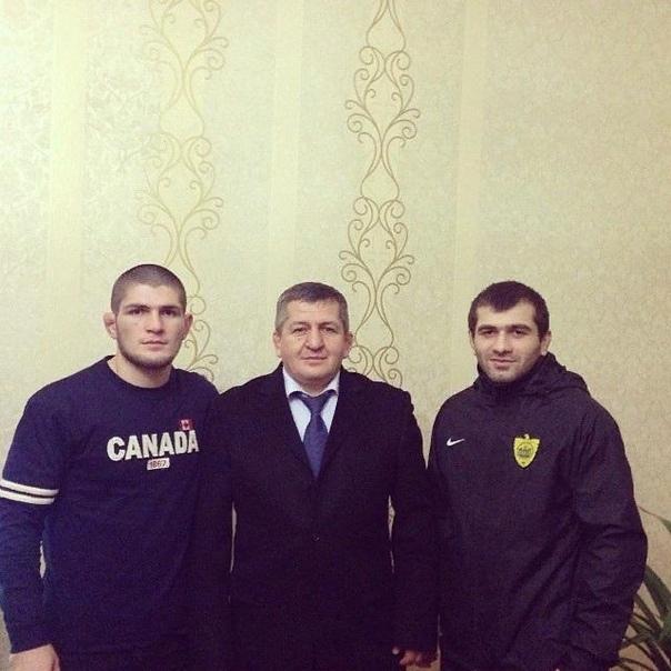 Абдулманап Нурмагомедов: биография