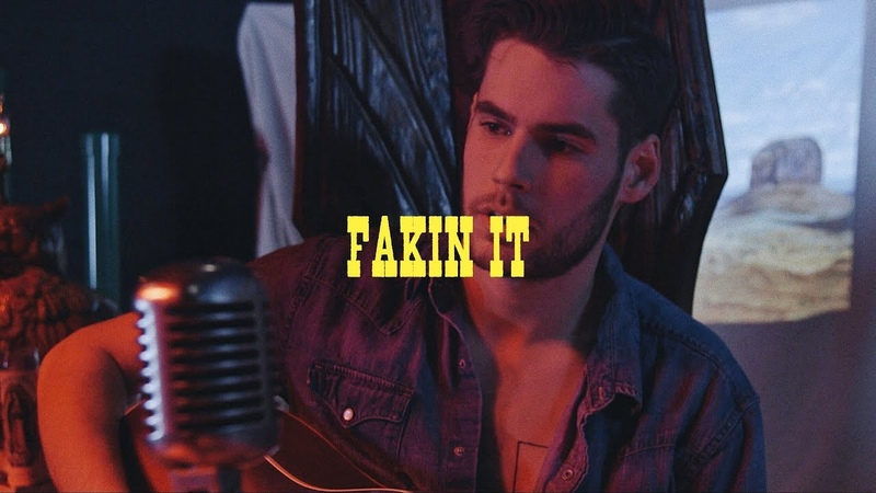 Fakin It - Grant Smith (Official Music Video)