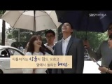 140529 Angel Eyes making film 1 (Lee Sang Yoon, Ku Hye Sun)